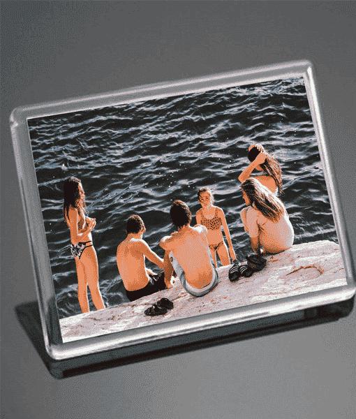 Personalised Photo Fridge Magnets Birthday Gifts