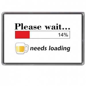 Funny Beer Fridge Magnet Gifts For Him
