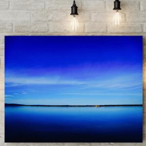 Blue Sky Picture Canvas