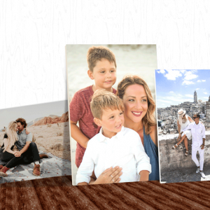 Simple Photo Canvas Print Gifts For Her