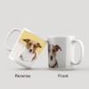 Twin Photo Mug Birthday Gifts