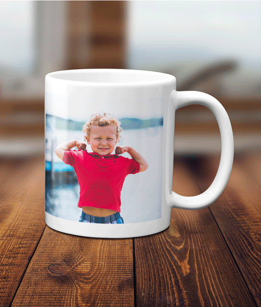 Single Photo Mug Birthday Gifts