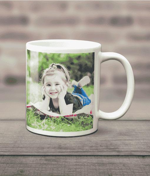 Single Photo Mug Birthday Gifts