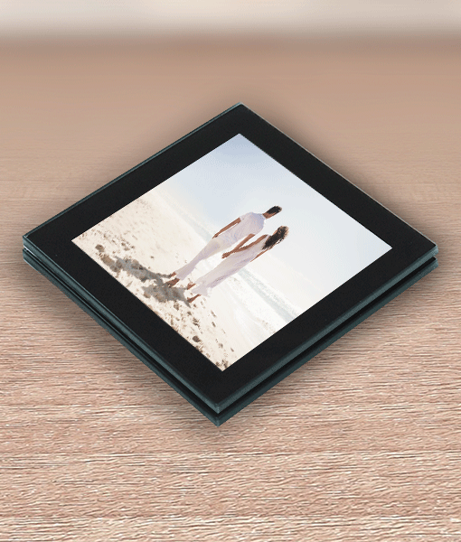 Personalised Photo Coasters Birthday Gifts