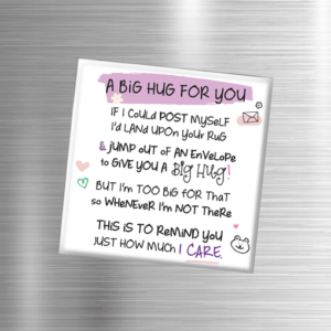 A Big Hug – Fridge Magnet Gifts For Couples