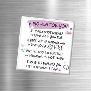 A Big Hug – Fridge Magnet Gifts For Couples